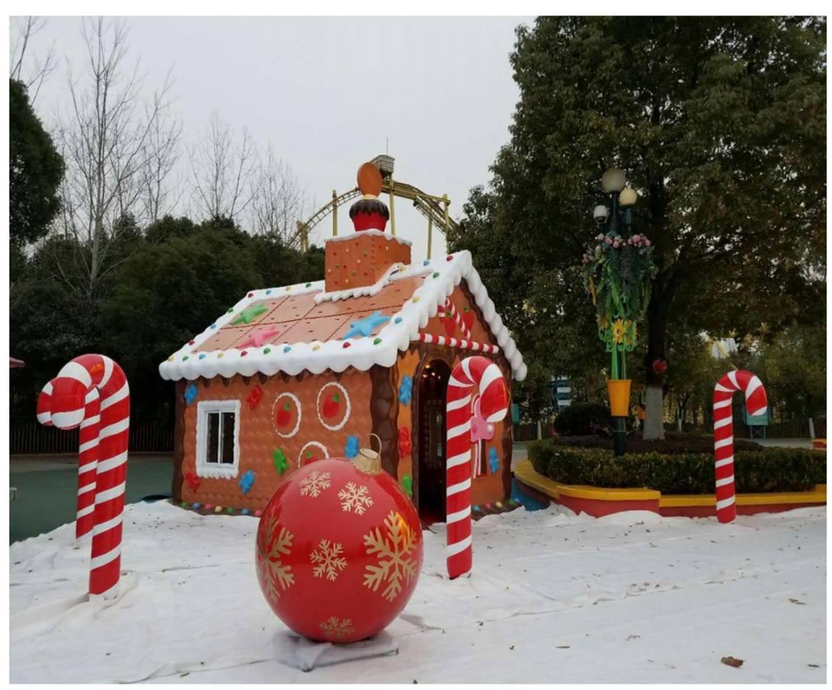 Babbo Natale In Casa.Oggi Al Mercatino Di Natale Di Rende Arriva La Casa Di Babbo Natale
