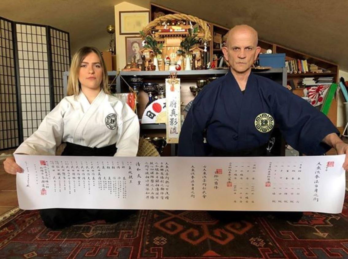 """Il Maestro cosentino Gianpiero Costabile riconosciuto in Giappone dal  prestigioso """"Soke Michio Takase"""" - COSENZA 2.0"""